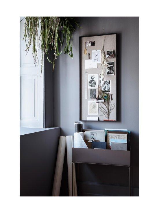 Ferm Living - Scenery Pinboard -muistitaulu 45 x 100 cm - BLACK/BEIGE | Stockmann - photo 2