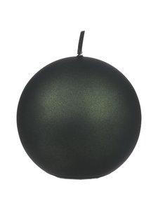 Balmuir - Velvet-pallokynttilä 10 cm - 731 PINE GREEN | Stockmann