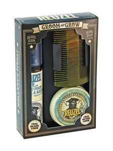 Reuzel - Groom & Growgift Set -parranhoitopakkaus - null | Stockmann
