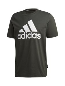 adidas Performance - Must Haves Badge of Sport Tee -paita - LEGEND EARTH | Stockmann