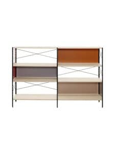 Vitra - Eames Storage Unit ESU Shelf 3 HU -hylly 179,5 x 42 x 117,5 cm - ORANGE, RED | Stockmann