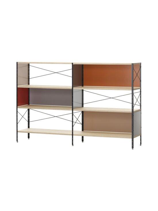 Vitra - Eames Storage Unit ESU Shelf 3 HU -hylly 179,5 x 42 x 117,5 cm - ORANGE, RED | Stockmann - photo 2
