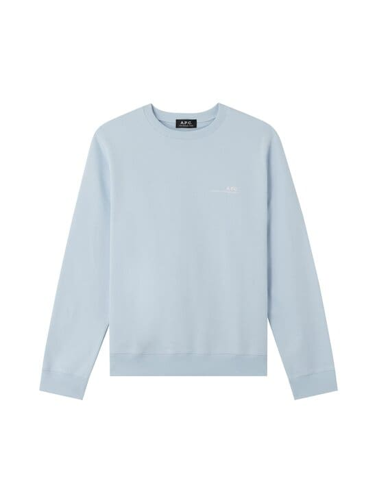 A.P.C - Collegepaita - IAB LIGHT BLUE | Stockmann - photo 1