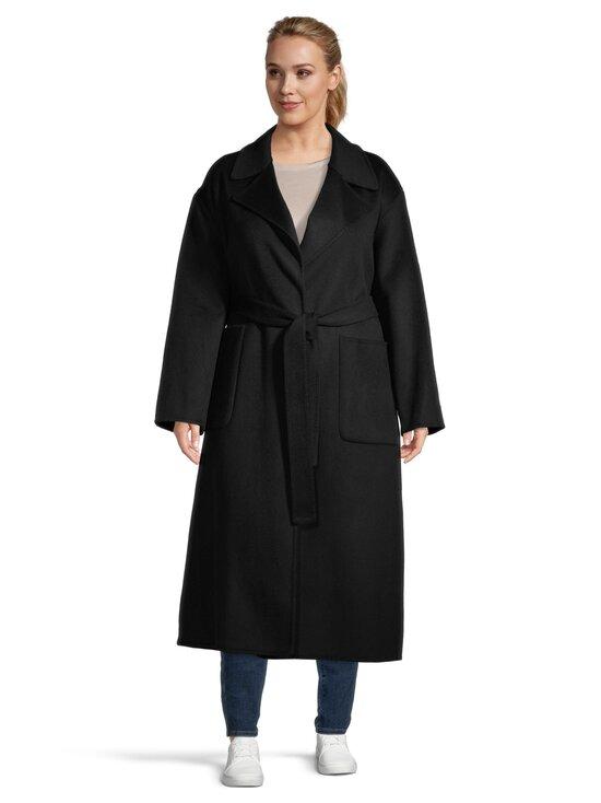 Michael Michael Kors - Coat Doubleface Robe -villakangastakki - 001 BLACK | Stockmann - photo 2