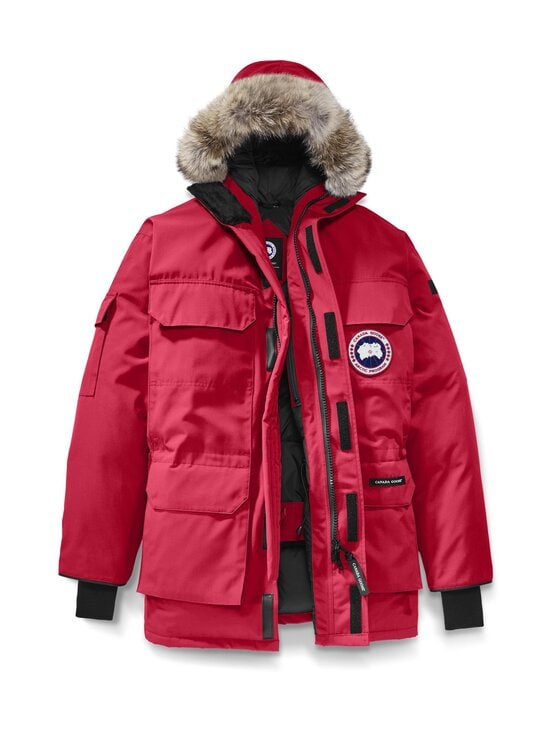 Canada Goose - Expedition Parka -untuvatakki - 11 RED - ROUGE | Stockmann - photo 2