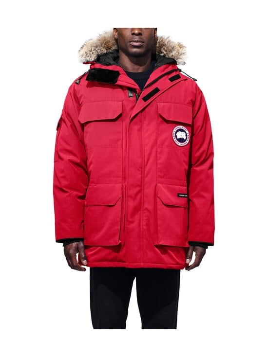 Canada Goose - Expedition Parka -untuvatakki - 11 RED - ROUGE | Stockmann - photo 4