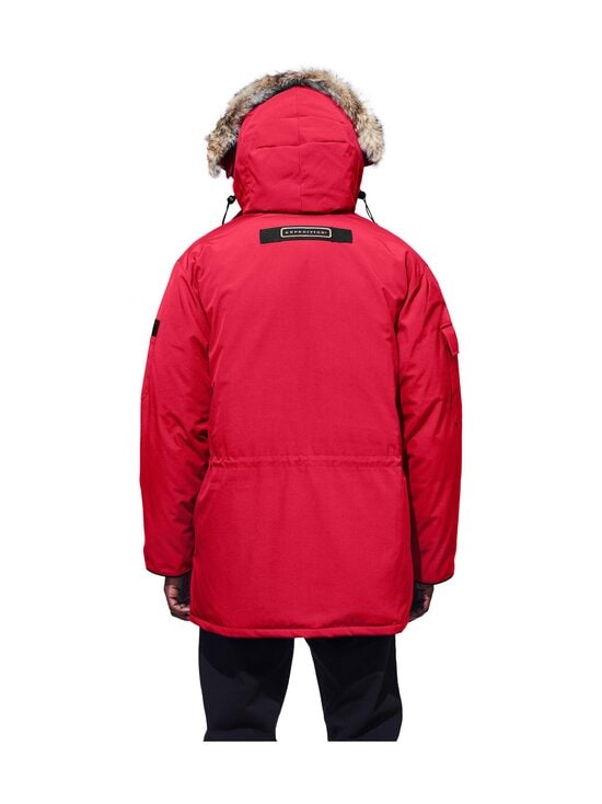 Canada Goose - Expedition Parka -untuvatakki - 11 RED - ROUGE | Stockmann - photo 6