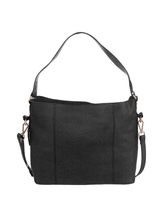 A+more - Sanie Shoulder Bag -nahkalaukku - BLACK | Stockmann - photo 3
