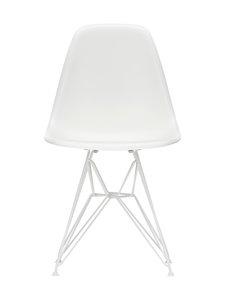Vitra - Eames PSC DSR -tuoli - 04 COATED WHITE/WHITE 04 | Stockmann