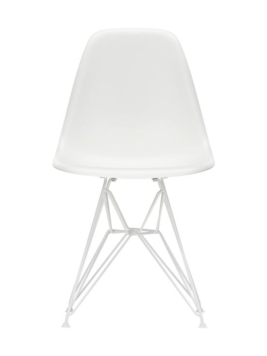 Vitra - Eames PSC DSR -tuoli - 04 COATED WHITE/WHITE 04 | Stockmann - photo 1