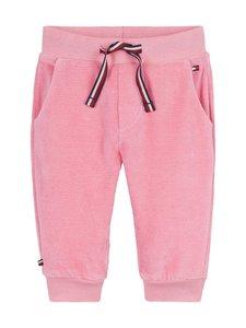 Tommy Hilfiger - Baby Velour Sweatpants -housut - TIB ROSEY PINK | Stockmann