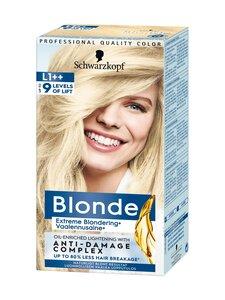 Schwarzkopf - Extreme+ Lightener Blonde 1 -vaalennusaine | Stockmann