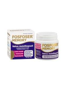 Hankintatukku - Fosfoser Memory Muistikapseli -ravintolisä 90 kaps./87 g - null | Stockmann
