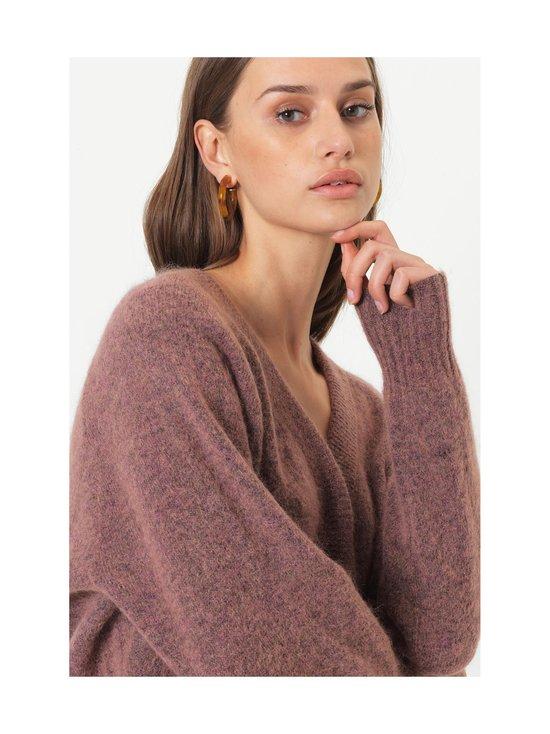 SECOND FEMALE - Brook Knit Boxy Cardigan -neuletakki - 3085 DESERT SAND   Stockmann - photo 4