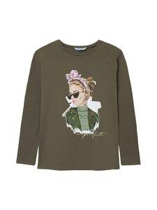 Mayoral - Stylish girl print -paita - MOSS 54 | Stockmann