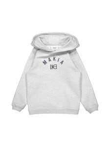 Makia - Brand Hooded -collegehuppari - LIGHT GREY | Stockmann