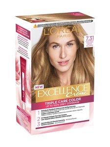 L'Oréal Paris - Excellence Creme Triple Care Color  -hiusväri - null | Stockmann