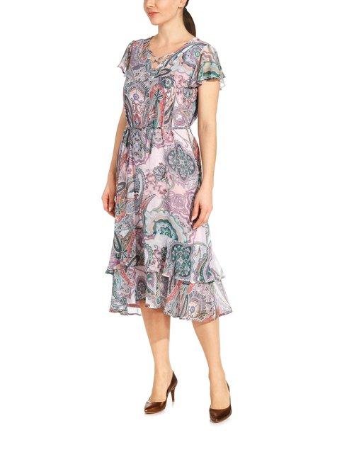 Dress Paisley -mekko