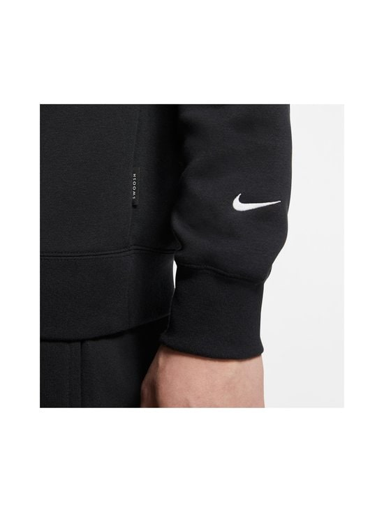 Nike - Swoosh Crew -collegepaita - 010 BLACK/WHITE | Stockmann - photo 5