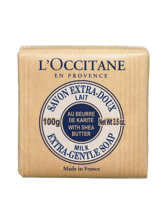 Loccitane - Shea Extra Gentle Soap Milk -palasaippua 100 g - 1 | Stockmann - photo 1