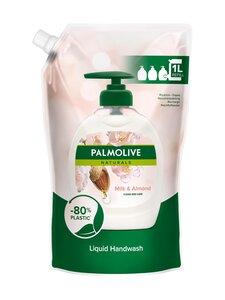 Palmolive - Milk&Almond -täyttöpussi 1L   Stockmann