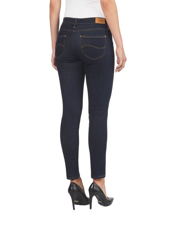 Lee - Scarlett Skinny -farkut - TUMMANSININEN | Stockmann - photo 2