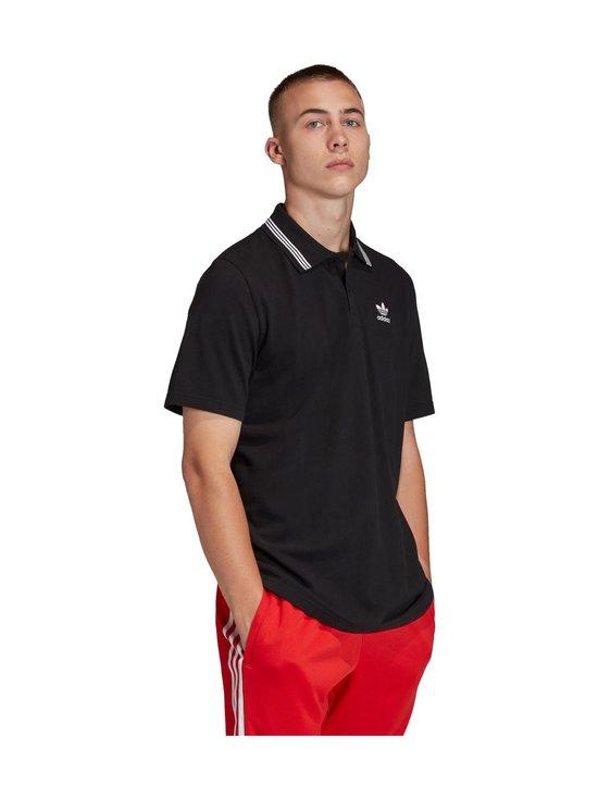 adidas Originals - Trefoil Essential -pikeepaita - BLACK | Stockmann - photo 3
