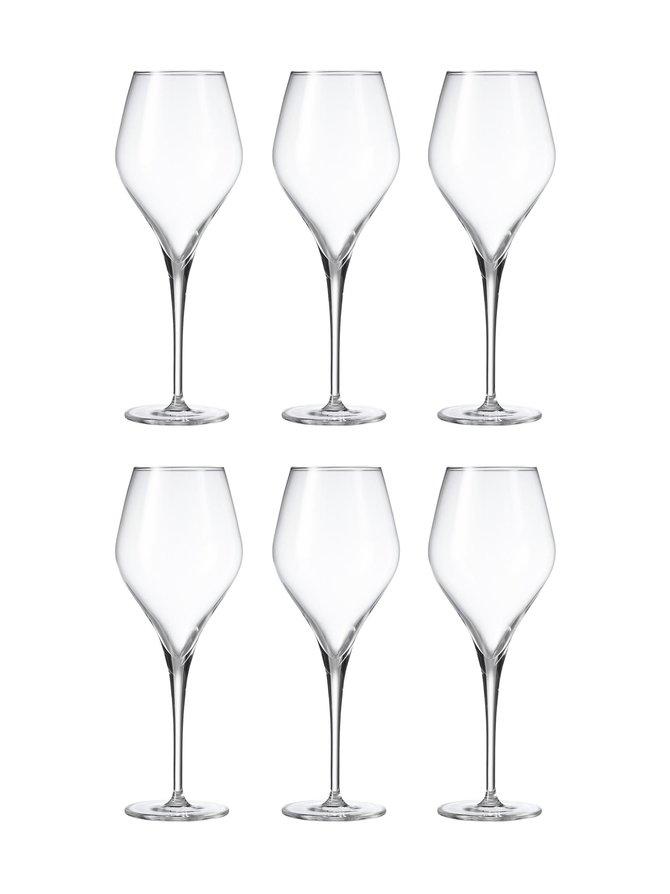 Finesse Chardonnay -valkoviinilasi 385 ml, 6 kpl