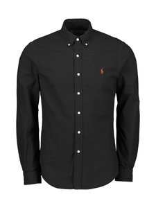Polo Ralph Lauren - Sport Shirt Slim Fit -kauluspaita - 2WBO BLACK | Stockmann