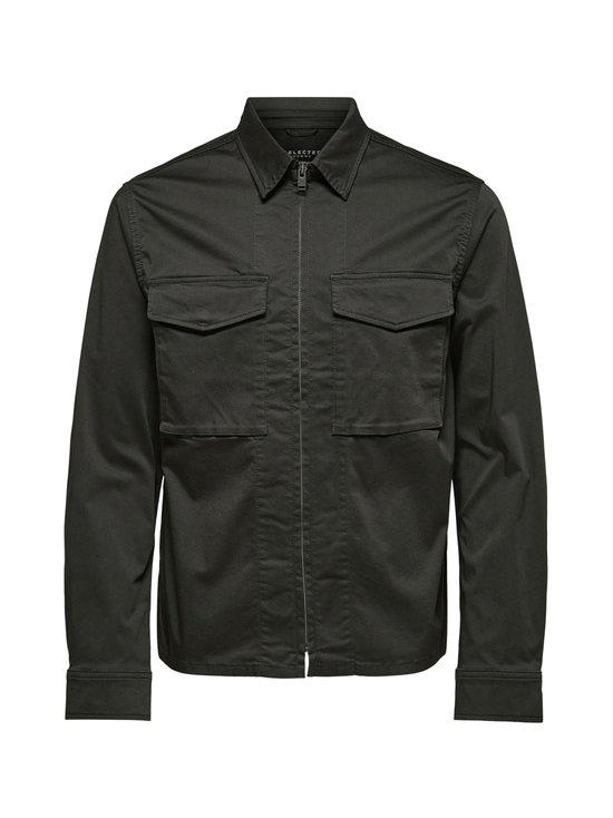 SlhAdam Zip Jacket -takki