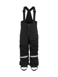 Didriksons - IDRE KIDS PANTS -ulkoiluhousut - 060 BLACK | Stockmann