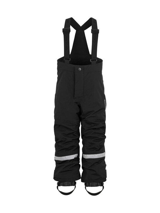 Didriksons - IDRE KIDS PANTS -ulkoiluhousut - 060 BLACK | Stockmann - photo 1