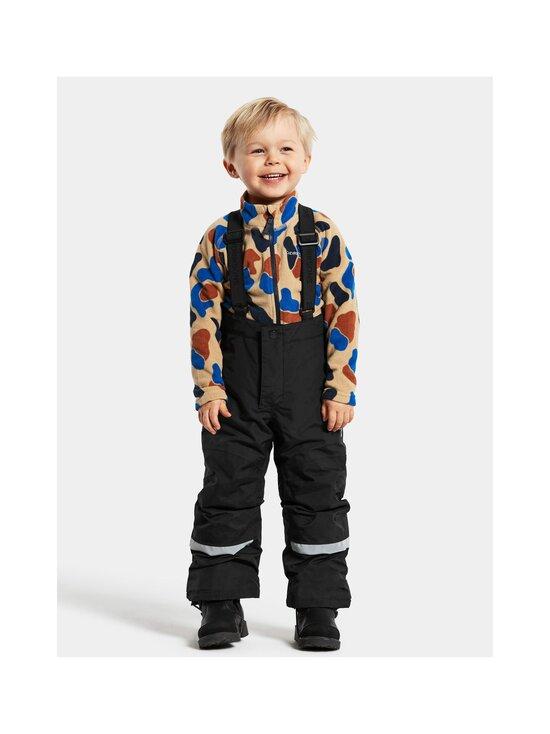 Didriksons - IDRE KIDS PANTS -ulkoiluhousut - 060 BLACK | Stockmann - photo 3