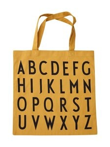 Design Letters - Favourite Tote Bag -kangaskassi - YELLOW | Stockmann