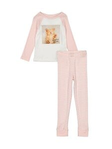 Bogi - Donsku-pyjama - PINK COMBO | Stockmann