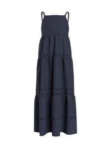 Tommy Hilfiger - Maxi Dress -mekko - C87 TWILIGHT NAVY | Stockmann