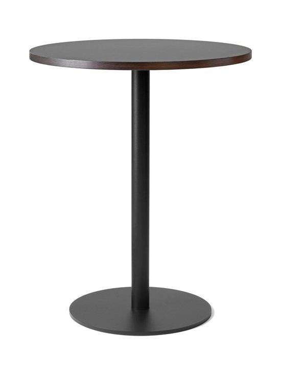 &tradition - Naervaer NA9 -pöytä ⌀ 60 cm - BLACK / SMOKED OAK   Stockmann - photo 1