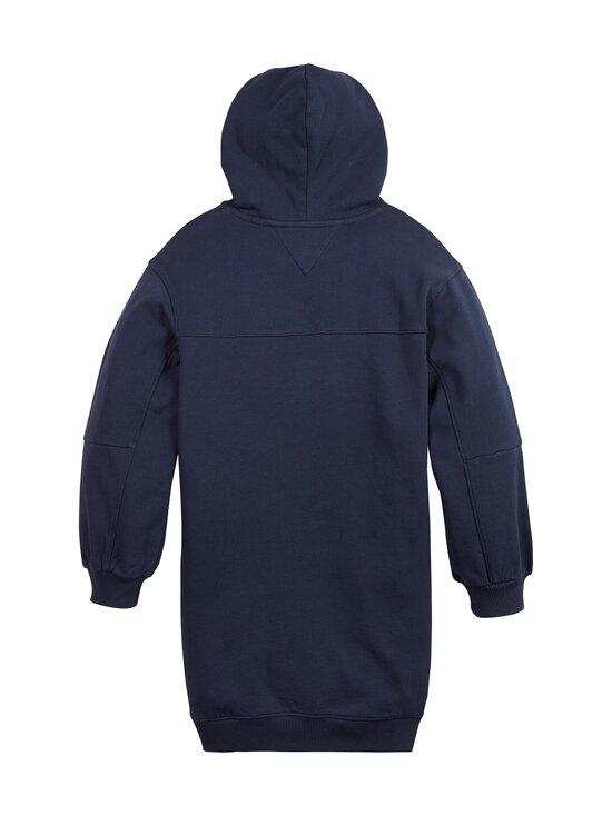Tommy Hilfiger - Essential Hoodie Dress -hupparimekko - C87 TWILIGHT NAVY   Stockmann - photo 2