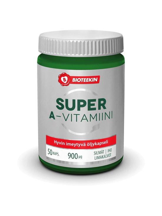 Bioteekki - Super A-vitamiini 50 kaps./35 g | Stockmann - photo 1