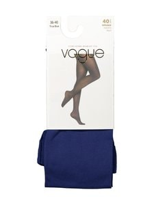 Vogue - Opaque 40 den -sukkahousut - 3158 TRUE BLUE | Stockmann