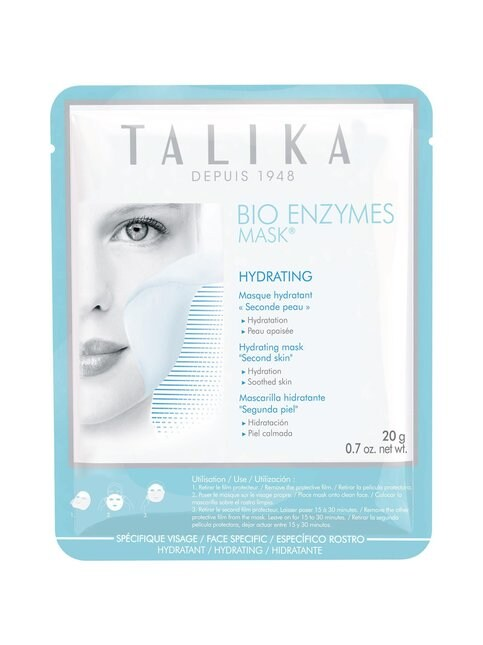 Bio Enzymes Mask Hydrating -kuitunaamio 20 g