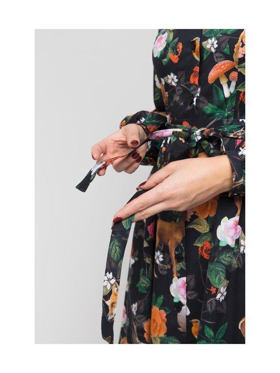 Camilla Thulin - Sprira dress -puuvillamekko - PARK SVART   Stockmann - photo 5