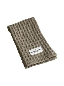 The Organic Company - Big Waffle Kitchen and Wash Cloth -pyyhe 25 x 40 cm - CLAY (HARMAA) | Stockmann