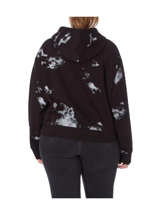 Calvin Klein Jeans Plus - PLUS CLOUD WASHED HOODIE -collegehuppari - BEH CK BLACK | Stockmann - photo 2