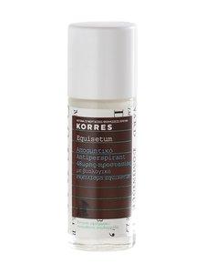 Korres - Equisetum 48 h Antiperspirant -deodorantti 30 ml | Stockmann