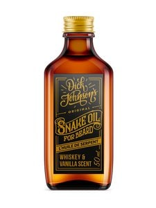 Dick Johnson - Beard Oil Snake Oil -partaöljy 50 ml - null | Stockmann