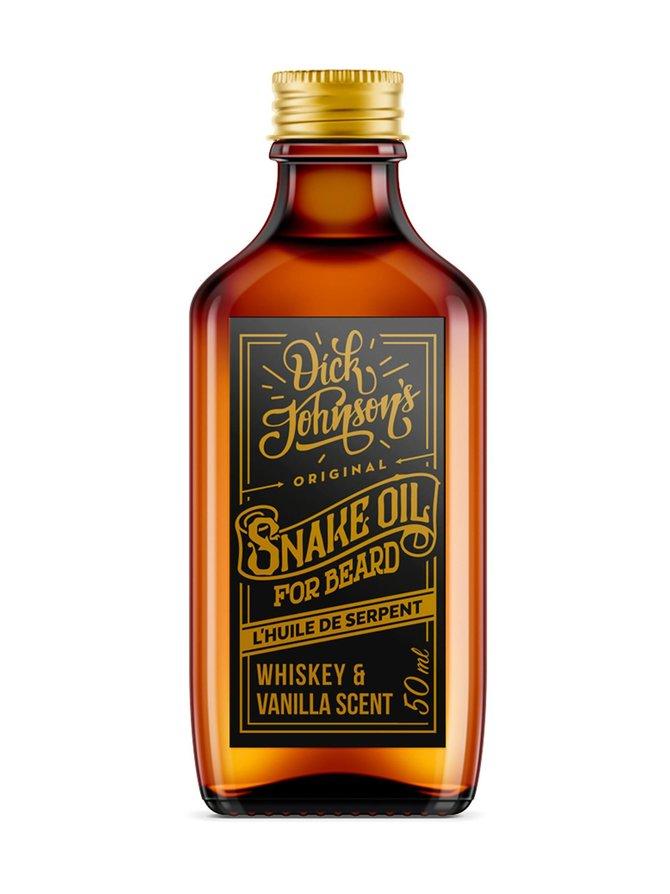 Beard Oil Snake Oil -partaöljy 50 ml