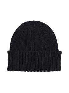Colorful Standard - Merino Wool Beanie -merinovillapipo - DEEP BLACK | Stockmann