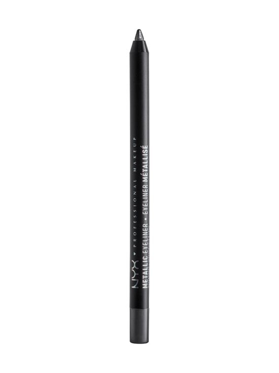 NYX Professional Makeup - Metallic Eyeliner -silmänrajauskynä - 05 GUNMETAL | Stockmann - photo 1