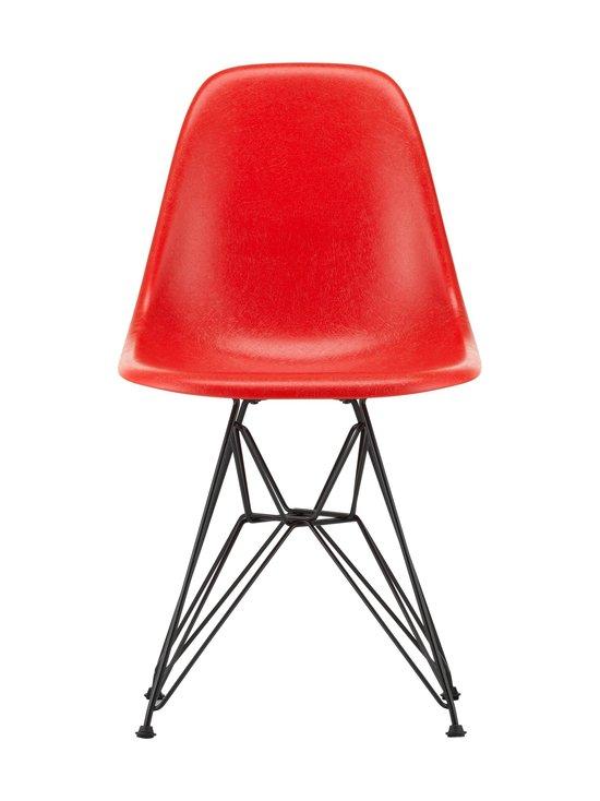 Vitra - Eames DSR Fiberglass -tuoli - 30 BLACK/CLASSIC RED 09 | Stockmann - photo 1